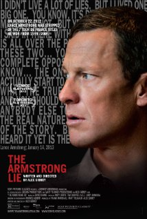 The Armstrong Lie (2013) cover