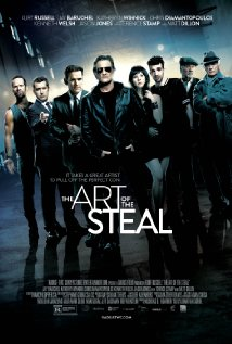 The Art of the Steal 2013 poster