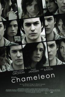 The Chameleon 2010 poster