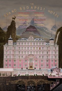 The Grand Budapest Hotel (2014) cover