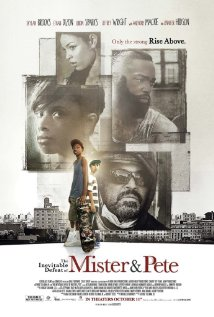 The Inevitable Defeat of Mister & Pete (2013) cover