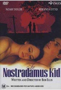 The Nostradamus Kid (1993) cover