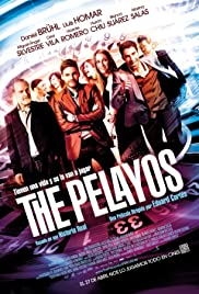 The Pelayos 2012 poster