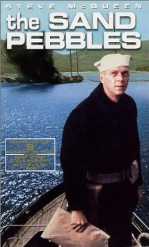 The Sand Pebbles (1966) cover