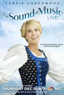 The Sound of Music Live! (2013) cover
