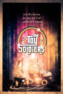 The Toy Soldiers (2014) cover