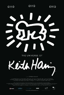 The Universe of Keith Haring 2008 poster