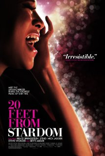 Twenty Feet from Stardom 2013 poster