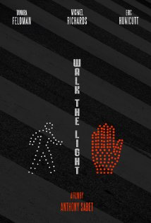 Walk the Light 2013 poster