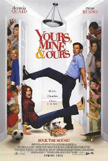 Yours, Mine & Ours 2005 poster