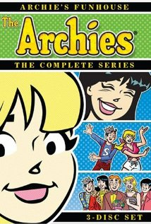Archie's Funhouse (1970) cover