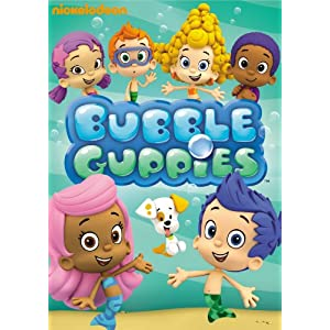 Bubble Guppies (2011) cover