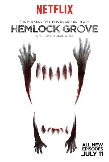 Hemlock Grove (2013) cover
