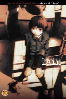 Serial Experiments Lain 1998 poster