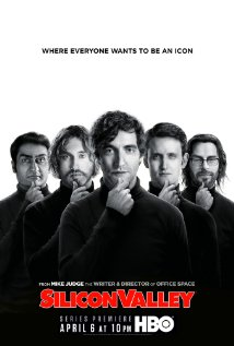 Silicon Valley 2014 poster