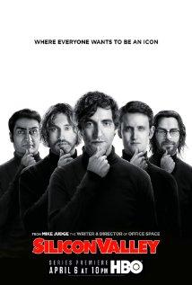 Silicon Valley (2014) cover