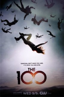 The 100 2014 poster
