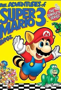 The Adventures of Super Mario Bros. 3 (1990) cover