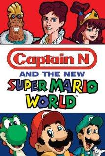 The New Super Mario World (1991) cover