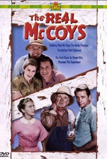 The Real McCoys (1957) cover