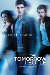The Tomorrow People (2013) cover