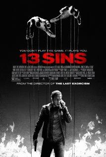13 Sins (2014) cover