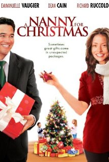 A Nanny for Christmas 2010 poster