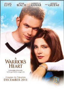 A Warrior's Heart (2011) cover