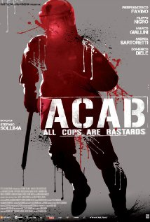ACAB: All Cops Are Bastards 2012 poster