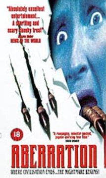 Aberration (1997) cover