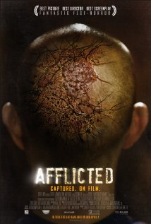 Afflicted (2013) cover