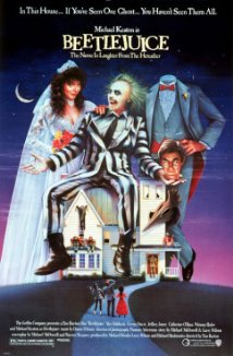 Beetlejuice (1988) cover