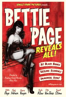 Bettie Page Reveals All 2012 poster