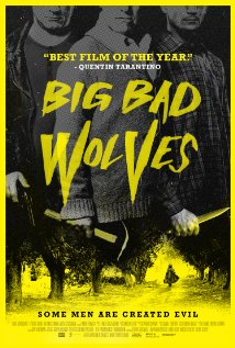 Big Bad Wolves (2013) cover