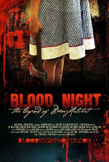 Blood Night: The Legend of Mary Hatchet (2009) cover