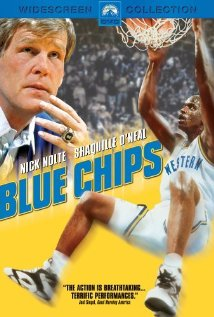 Blue Chips (1994) cover