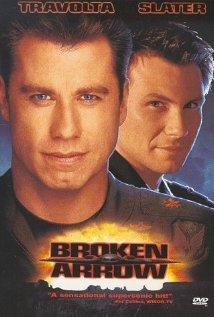 Broken Arrow (1996) cover
