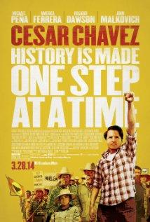 Cesar Chavez (2014) cover