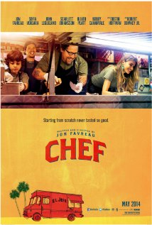 Chef (2014) cover