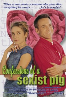 Confessions of a Sexist Pig 1998 poster