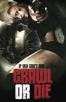 Crawl or Die (2014) cover