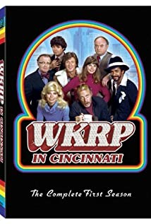 WKRP in Cincinnati (1978) cover