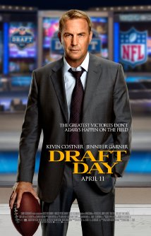 Draft Day (2014) cover