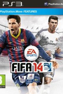 EA Sports FIFA 14 2013 poster