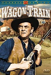 Wagon Train (1957) cover