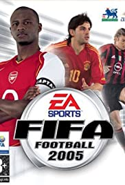 FIFA Soccer 2005 (2004) cover
