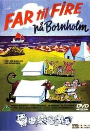 Far til fire (1953) cover