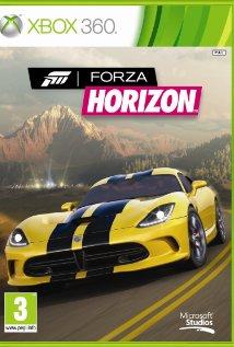 Forza Horizon (2012) cover