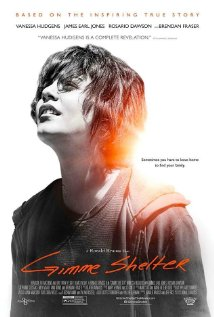 Gimme Shelter (2013) cover