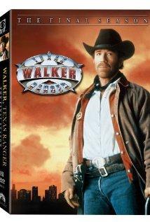 Walker, Texas Ranger (1993) cover